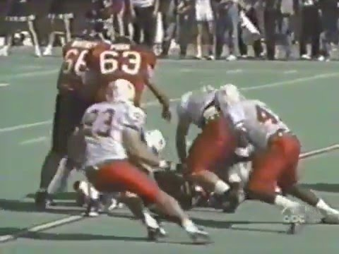 1996 Oct 19 - Nebraska vs Texas Tech