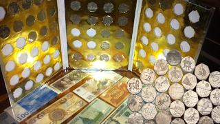 Как сделать альбом для монет!(Я очень рада всех вас видеть на моем канале! ) Интересное видео для нумизматов, коллекционеров монет . в этом..., 2017-02-03T12:32:54.000Z)
