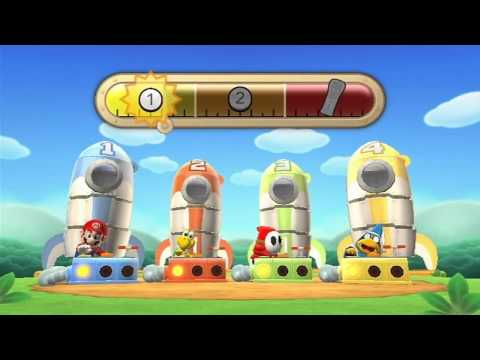 Mario Party 9 Master Difficulty All Mini-Games Gameplay Part 1