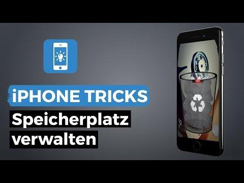 iPhone Speicher voll? So schafft ihr freien Speicherplatz! | iPhone-Tricks.de