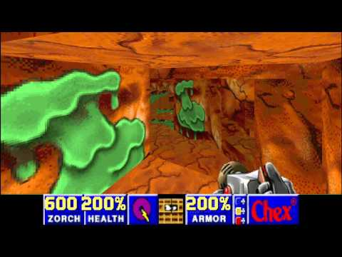 Engineer plays Chex Quest (Part 5)