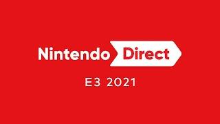 YouTube動画:Nintendo Direct   E3 2021