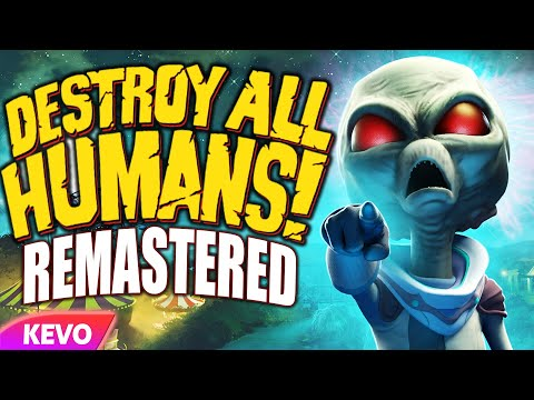 destroy all humans remaster from YouTube · Duration:  11 minutes 24 seconds