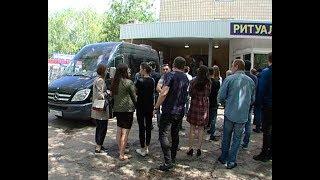 В Набережных Челнах простились с погибшими при аварии в Башкортостане