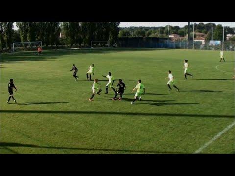 Tournoi Emile Paray : FC Beaumont 0-0 FC Martigues (temps forts)