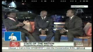 Jeff Koinange Live [Part 3] - with Barack Muluka and Prof. PLO Lumumba