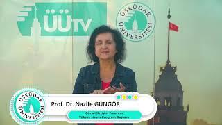 Görsel İletişim Tasarımı Yüksek Lisans Programı | Prof. Dr. Nazife Güngör
