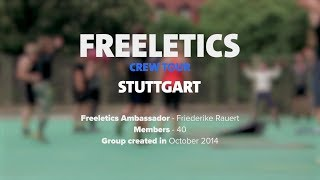 Freeletics Crew Tour 2017 | Stuttgart, Germany