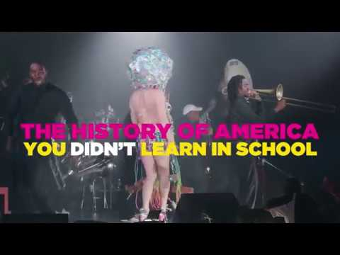 "Taylor Mac Teaser ""A 24-Decade History of Popular Music"""