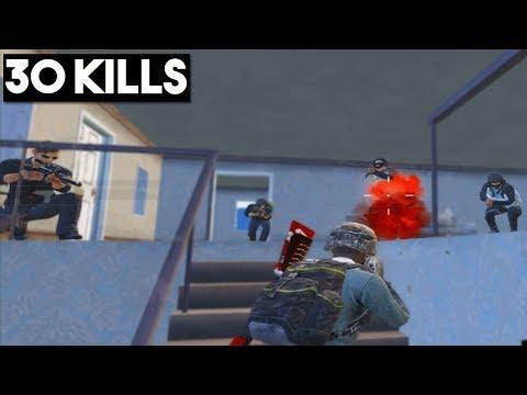 NEW RECORD 30 KILLS!   10 KILLS in 2 MIN   PUBG Mobile