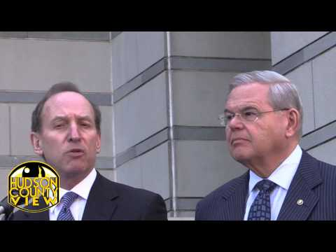 U.S. Senator Bob Menendez pleads not guilty to charges
