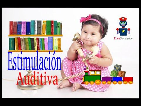 Estimulaci n auditiva para beb s de 8 a 18 meses youtube - Estimulacion bebe 3 meses ...