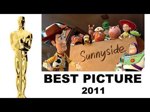 Oscars 2011 Best Picture Nominees - Part 2: Toy Story 3, Social Network, True Grit