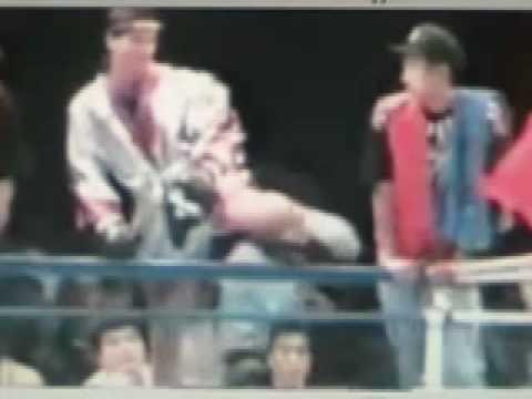 Behind the Ropes  Paul Briggs pt 1