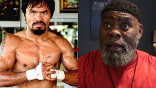 THE CRAZY MANNY PACQUIAO STORY YOU NEVER HEARD TOLD BY NAZIM RICHARDSON