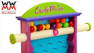 How to make candy even more fun? Candy Plinko! Thumbnail
