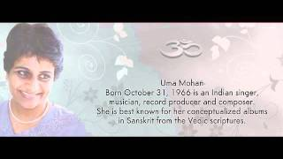 Uma Mohan - Mantra Vocal Mix 2