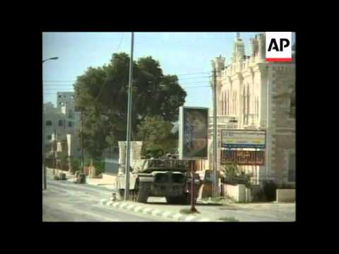 Gaza and West Bank shelling, aftermath, Hebron arrests, Tulkarem
