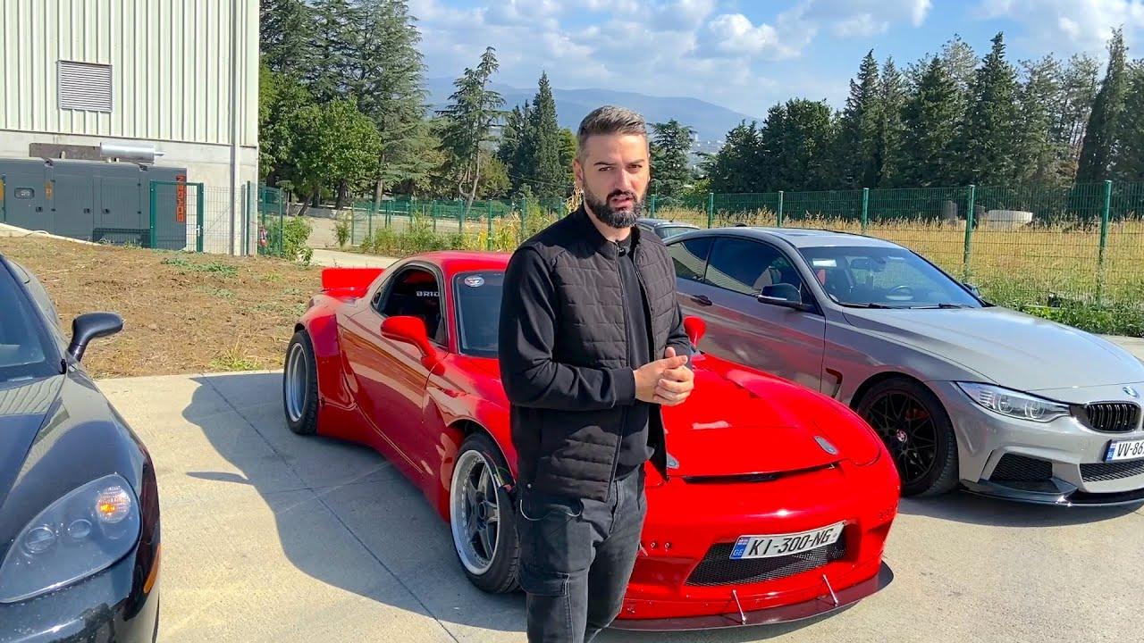 რა ბედი ეწია ჩემს Mazda RX7-ს და რა ხდება Chevy Corvette-ზე?!