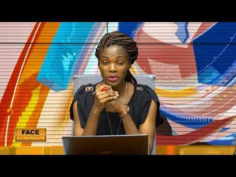 FACE A L'ACTUALITE   05 12 2017: VISITE DE MACRON AU GHANA