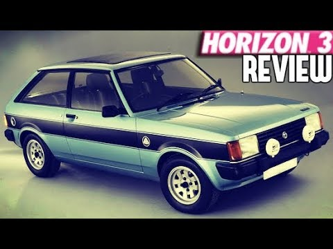 Forza Horizon 3 - Talbot Sunbeam Lotus REVIEW