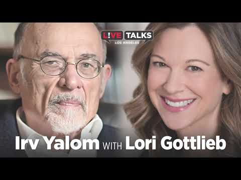 Irv Yalom in conversation with Lori Gottlieb at Live Talks Los Angeles