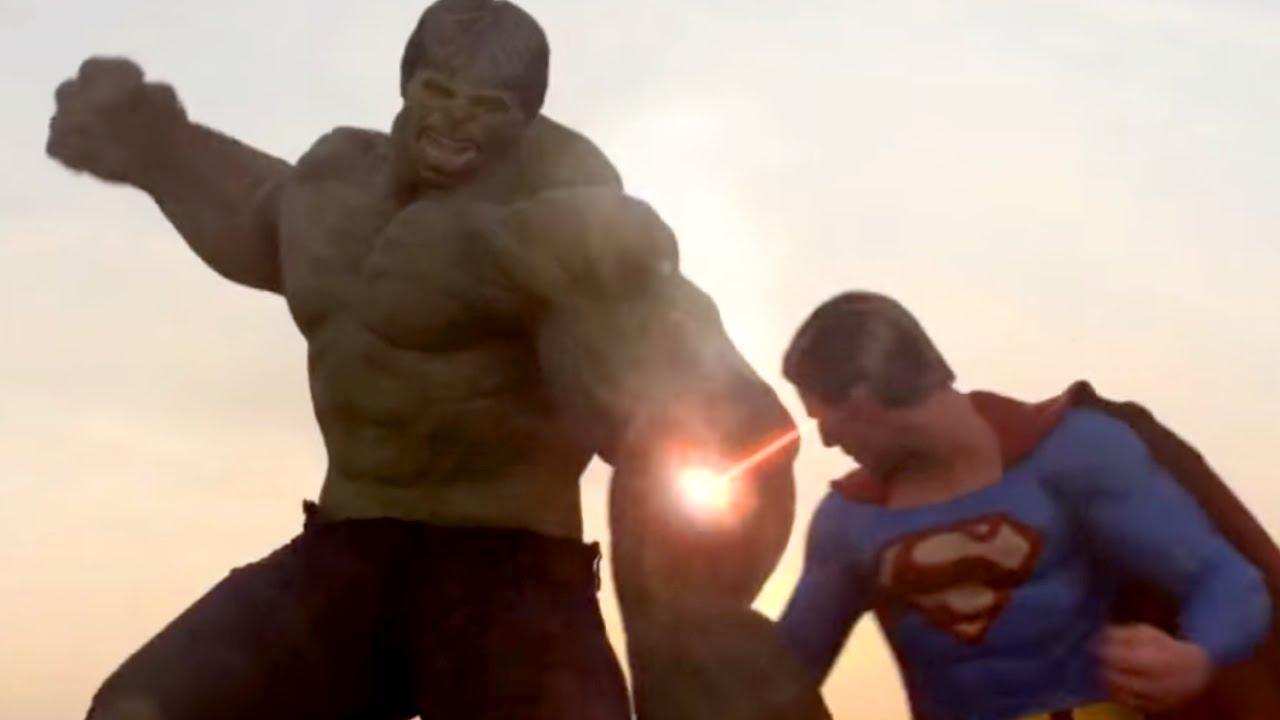Download Superman vs Hulk - The Fight (Part 2)
