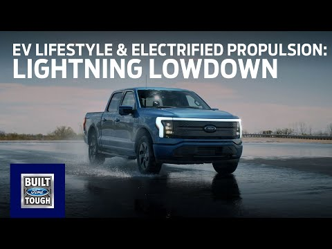 F-150 Lightning Lowdown: Your EV Lifestyle and Electrified Propulsion | Ford
