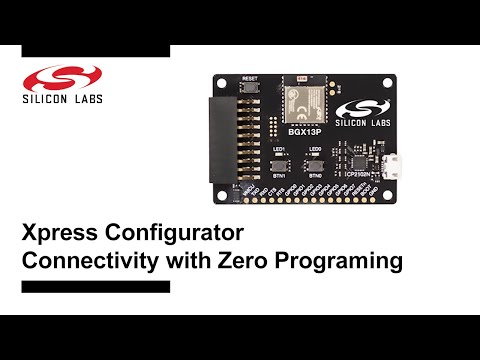 Xpress Configurator - Connectivity with Zero Programming - YouTube