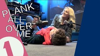 Plank All Over Me – Pixie Lott