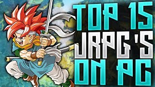 Top 15 BEST PĊ JRPG's