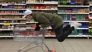 SUPERMARKET MAN PRANK!