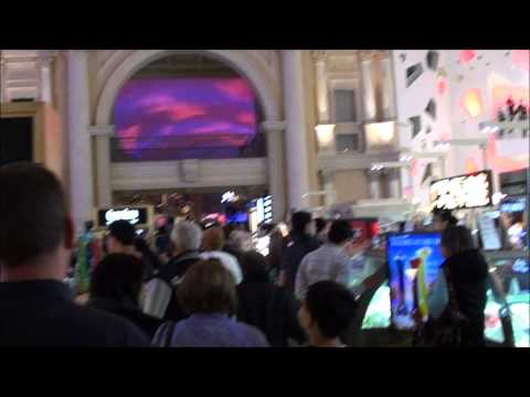 Caesars Palace Forum Shops Las Vegas - November 28, 2014