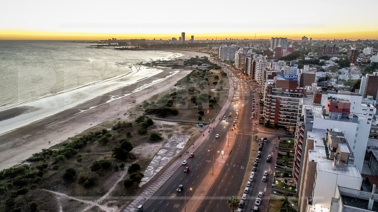 #Montevideo a vista de Drone, Pocitos, Letras, Legislativo, Hotel Carrasco, Club Golf, Sede Mrrcosur