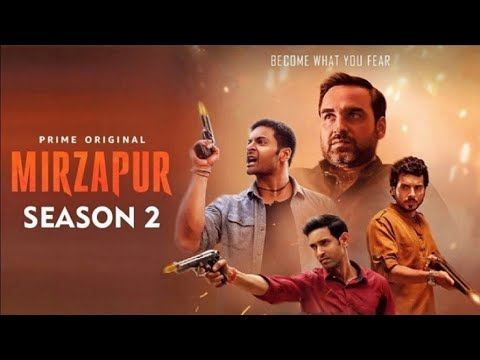 Download How to download Mirzapur season 2 (unreleased) Free | Amazon prime trick | One click download |