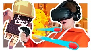 СУПЕРГЕРОЙ ВО ВРЕМЕНИ | Just in Time Inc. VR