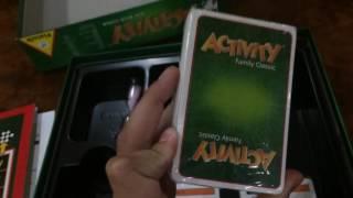 Игра Активити видео обзор