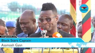 Asamoah Gyan unveils $300,000 pitch for Accra Academy