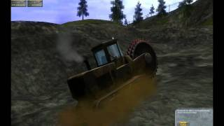 Steinbruch Simulator 2012 PC Gameplay [Ger kommentiert]