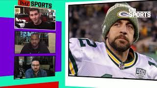 Brett Favre Says QB Aaron Rodgers Was That Good   TMZ Sports