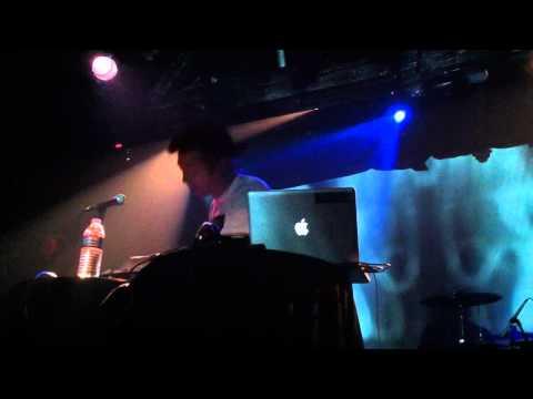Giraffage live @ The Echoplex 6-9-12