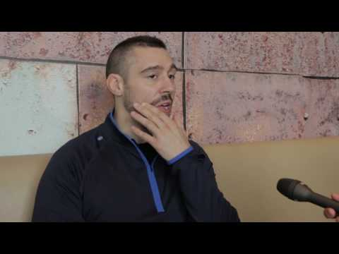 Dan Hardy on Gunnar Nelson vs. Santiago Ponzinibbio and his fighting career