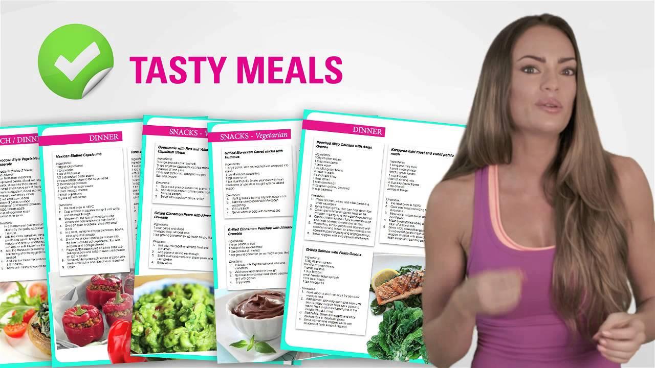 30 day shred diet plan pdf
