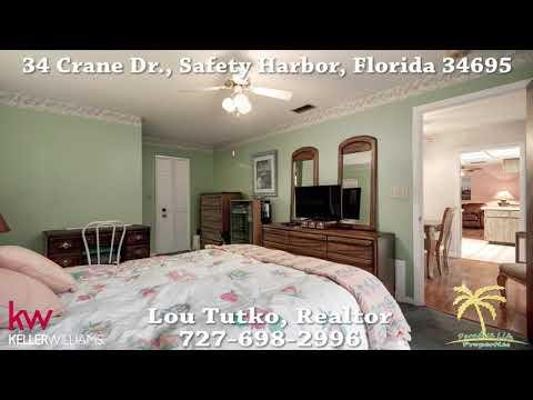 Paradise Life - 34 Crane Dr., Safety Harbor, Florida 34695