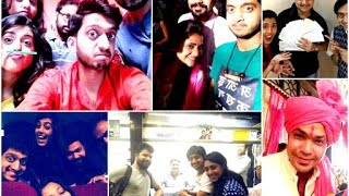 On Loction Pics of Dil Dosti Dobara |Behind The scenes |Amey Wagh |Sakhi Gokhale|
