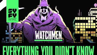 Watchmen (The Graphic Novel): Everything You Didn't Know | SYFY WIRE