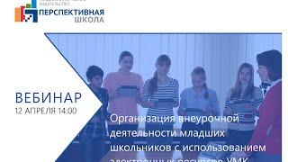 Организация внеурочной деятельности младших школьников с использованием УМК ПНШ