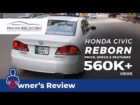 Honda Civic Reborn (2006-12) 8th Generation - Owner's Review