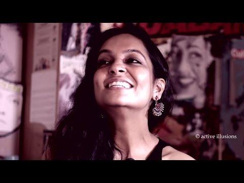Ibne Insha's Flirtatious Poem : Farz Karo : Priyanka Setia with Manish Gupta in Urdu Studio