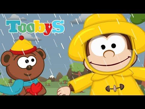 Canciones Infantiles | La canción de los climas | Toobys | HD